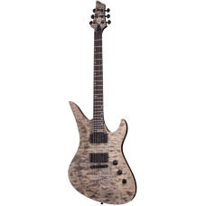 Schecter Guitar Avenger 40th Snow Leopard Pearl