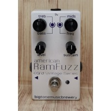 Big Tone Music Pedal American RamFuzz