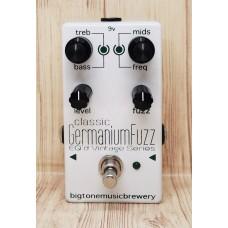 Big Tone Music Pedal Classic Germanium Fuzz