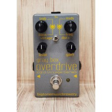 Big Tone Music Pedal Graybox Overdrive