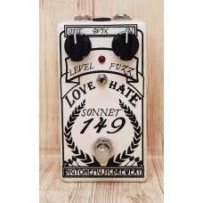 Big Tone Music Pedal Sonnet 149 Fuzz