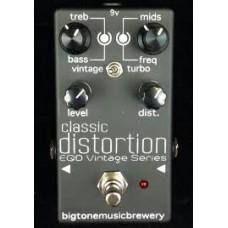 Big Tone Music Pedal Classic Distortion
