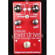 Big Tone Music Pedal Classic Overdrive