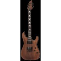 Schecter Guitar C-1 Koa Natural Satin