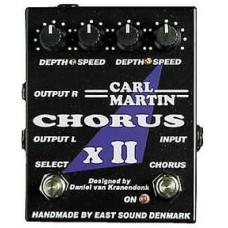 Carl Martin Pedal Chorus XII