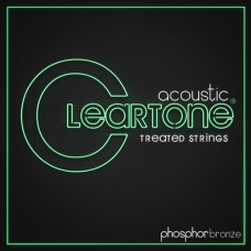 Cleartone Treated Phosphor Bronze Acoustic String Gauge (11-52)