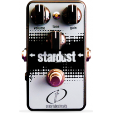 Crazy Tube Circuits Pedal Star Dust Black