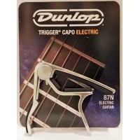 Dunlop Trigger Curved Electric Capo Nickel 88N