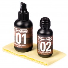 Dunlop Guitar Fingerboard Cleaner Set