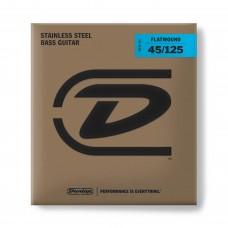 Dunlop 5 String Bass Flatwound DBFS45125
