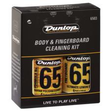 Dunlop 65 Polish and Lemon Oil Set 6503