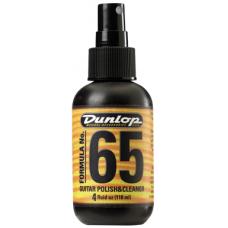 Dunlop Polish 65 Cleaner 654
