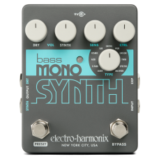 EHX Electro Harmonix Pedal Bass Mono Synth