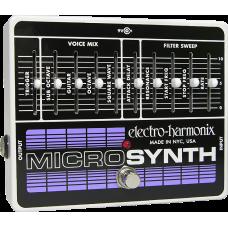 EHX Electro Harmonix Pedal Micro Synthesizer