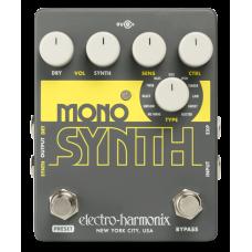 EHX Electro Harmonix Pedal Guitar Mono Synth