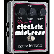 EHX Electro Harmonix Pedal Stereo Electric Mistress (Flanger & Chorus)