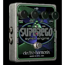 EHX Electro Harmonix Pedal Super Ego Synth Engine