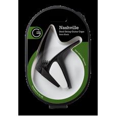 G7th Nashville Acoustic Capo Black