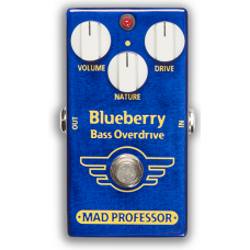 Mad Professor Pedal Blueberry Bass Overdrive