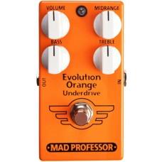 Mad Professor Pedal Evolution Orange Underdrive
