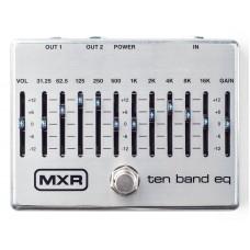 MXR Pedal 10 Band Equalizer M108