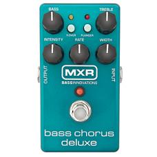 MXR Pedal Bass Chorus Deluxe M83