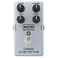 MXR Pedal Bass Overdrive M89
