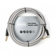 MXR Pro Series Woven Instrument Cable DCIW18R
