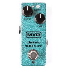 MXR Pedal Classic Fuzz 108 Mini M296