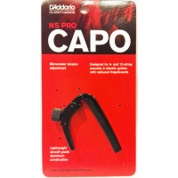 Planet Waves Acoustic NS Capo Black CP-02
