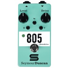 Seymour Duncan Pedal 805 Overdrive