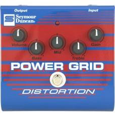 Seymour Duncan Pedal SFX-08 Power Grid