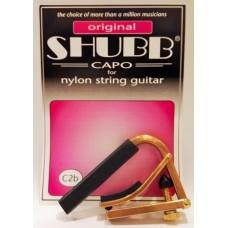 Shubb Classical Capo C2b